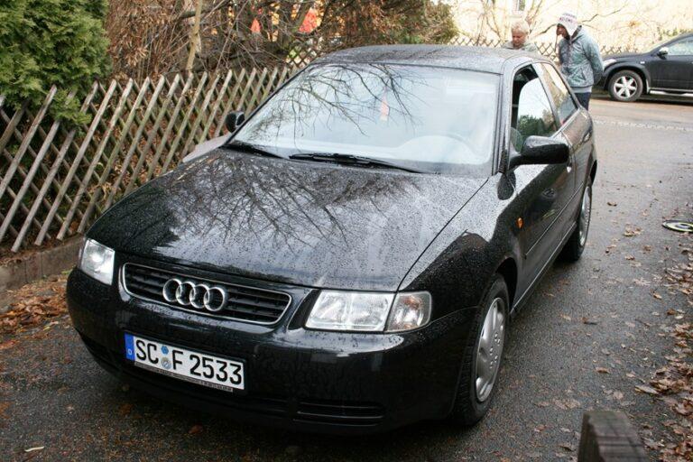 Wypadek samochodowy / drogowy / komunikacyjny w Niemczech