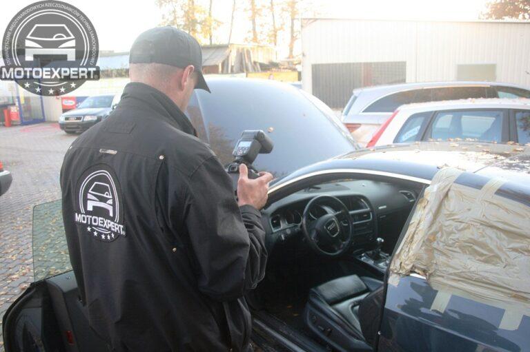 Wypadek w Niemczech – wycena rynkowapojazdu przed wypadkiem drogowym