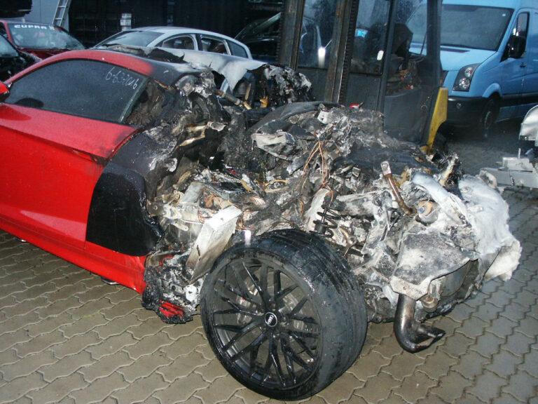 Nadmierna prędkość a kolizja samochodem w Holandii